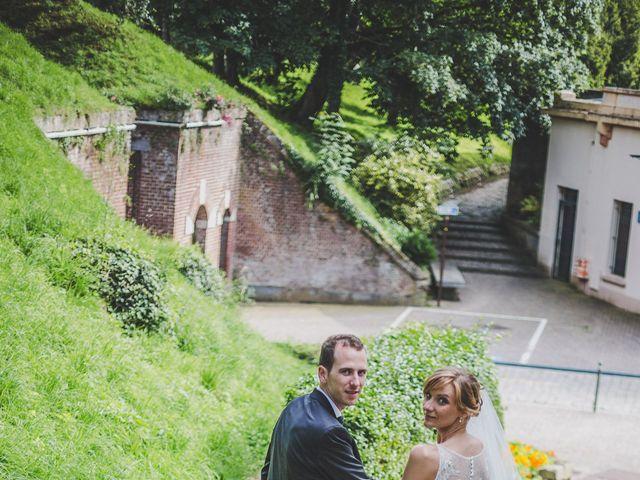 Le mariage de Jérémy et Ingrid à Solesmes, Nord 43