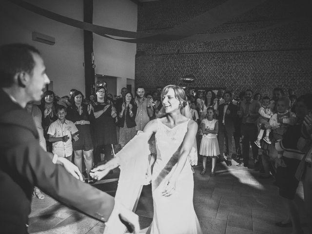 Le mariage de Jérémy et Ingrid à Solesmes, Nord 54
