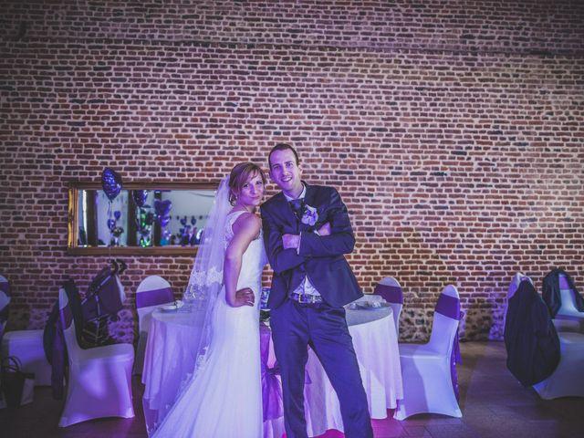 Le mariage de Jérémy et Ingrid à Solesmes, Nord 55