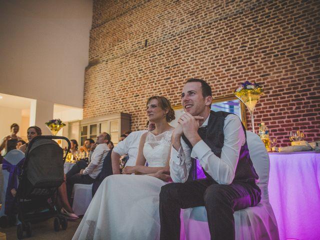 Le mariage de Jérémy et Ingrid à Solesmes, Nord 69