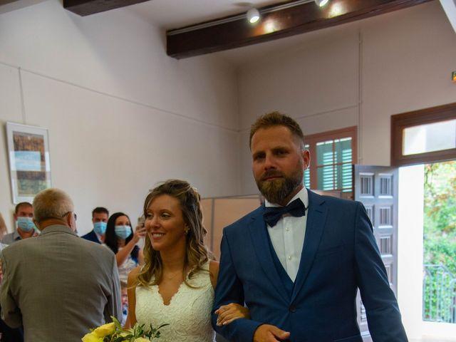Le mariage de Ornella  et Tristan   à Le Luc, Var 6