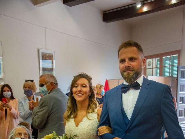 Le mariage de Ornella  et Tristan   à Le Luc, Var 7