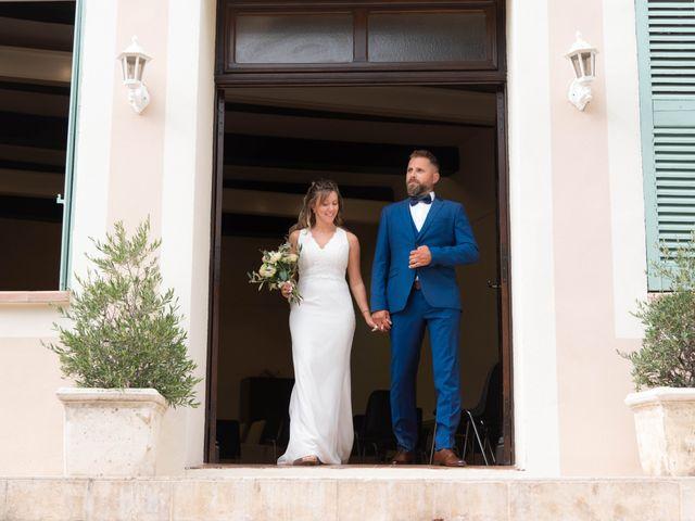 Le mariage de Ornella  et Tristan   à Le Luc, Var 1