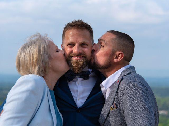 Le mariage de Ornella  et Tristan   à Le Luc, Var 20