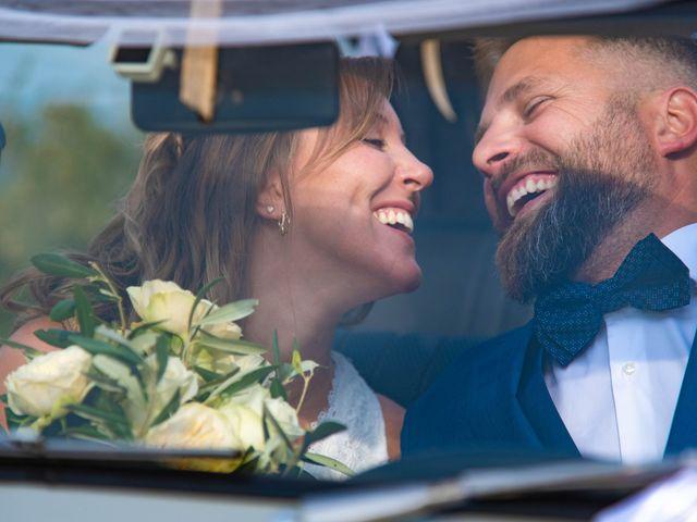 Le mariage de Ornella  et Tristan   à Le Luc, Var 22