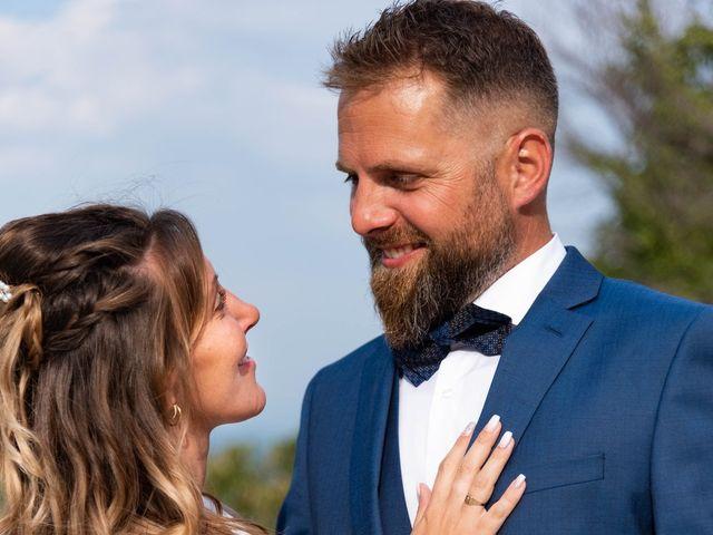 Le mariage de Ornella  et Tristan   à Le Luc, Var 23