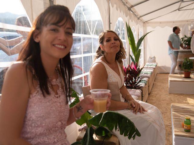 Le mariage de Ornella  et Tristan   à Le Luc, Var 27