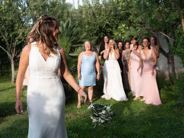 Le mariage de Ornella  et Tristan   à Le Luc, Var 35