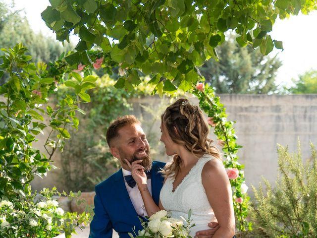 Le mariage de Ornella  et Tristan   à Le Luc, Var 38