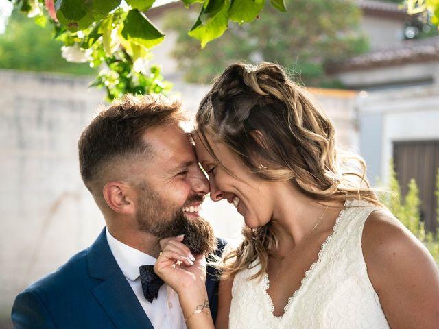 Le mariage de Ornella  et Tristan   à Le Luc, Var 40