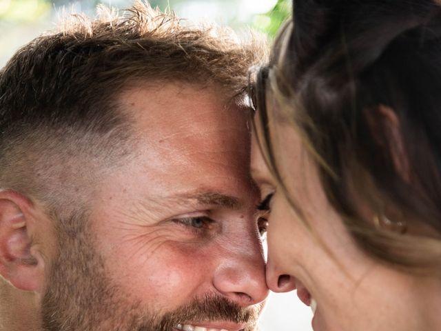 Le mariage de Ornella  et Tristan   à Le Luc, Var 42