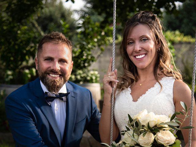 Le mariage de Ornella  et Tristan   à Le Luc, Var 43