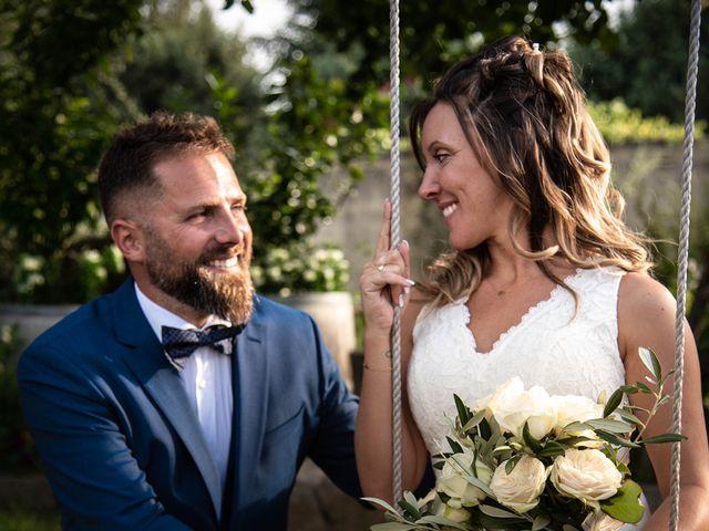 Le mariage de Ornella  et Tristan   à Le Luc, Var 44