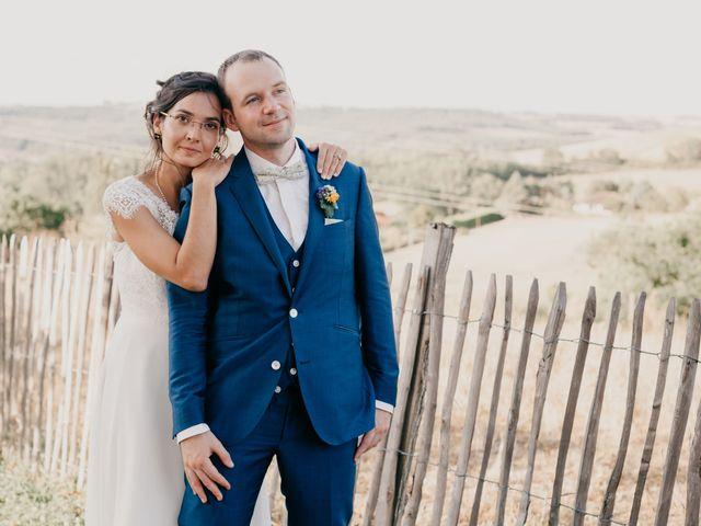 Le mariage de Pauline et Bruno
