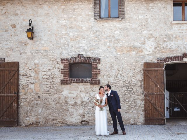 Le mariage de Guillaume et Caroline à Saint-Vincent-des-Bois, Eure 18