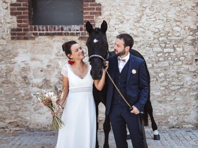 Le mariage de Guillaume et Caroline à Saint-Vincent-des-Bois, Eure 19