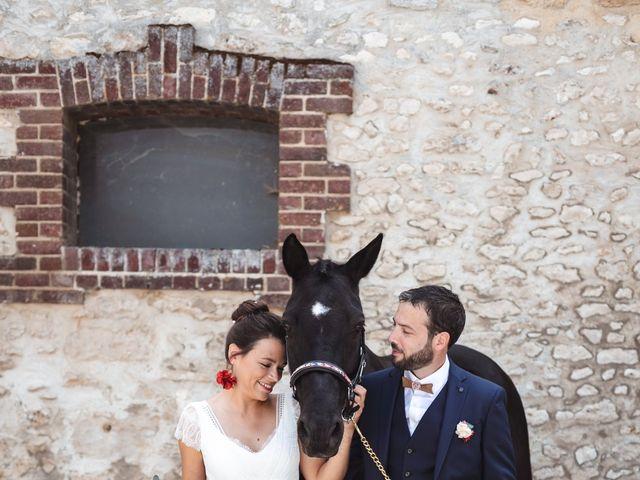 Le mariage de Guillaume et Caroline à Saint-Vincent-des-Bois, Eure 20