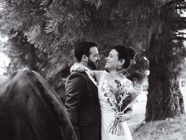 Le mariage de Guillaume et Caroline à Saint-Vincent-des-Bois, Eure 21