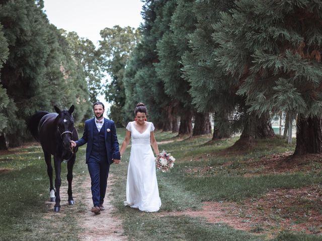 Le mariage de Guillaume et Caroline à Saint-Vincent-des-Bois, Eure 22