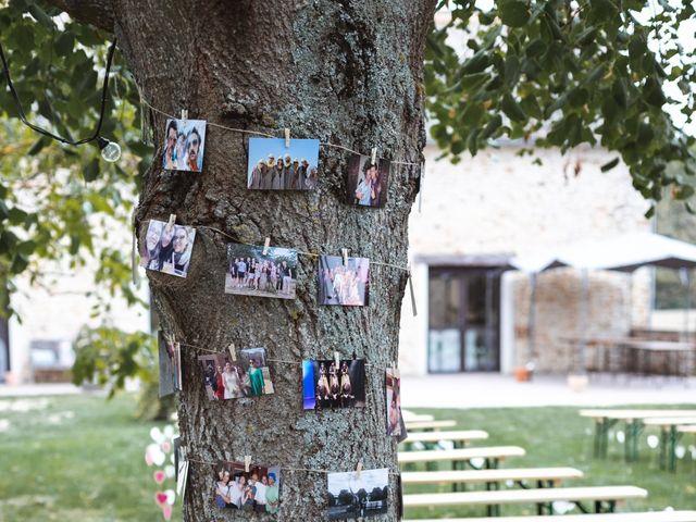 Le mariage de Guillaume et Caroline à Saint-Vincent-des-Bois, Eure 23