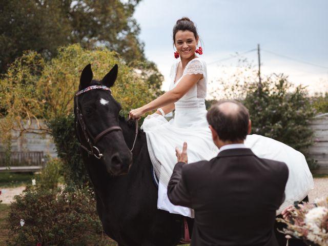 Le mariage de Guillaume et Caroline à Saint-Vincent-des-Bois, Eure 31