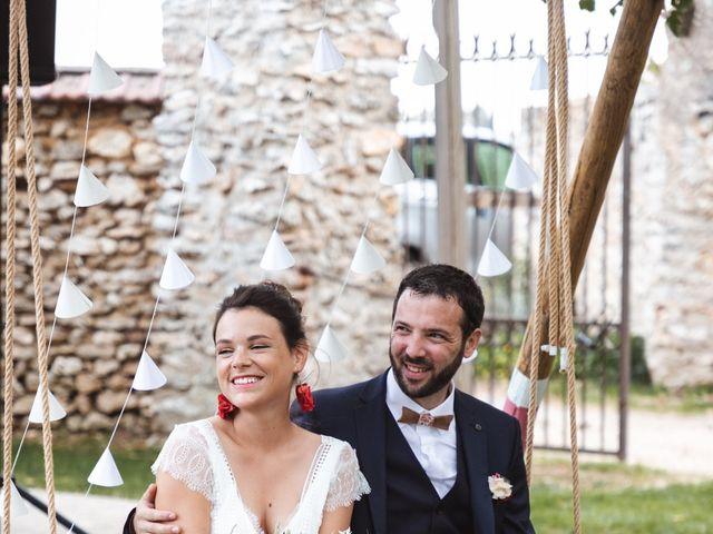 Le mariage de Guillaume et Caroline à Saint-Vincent-des-Bois, Eure 34