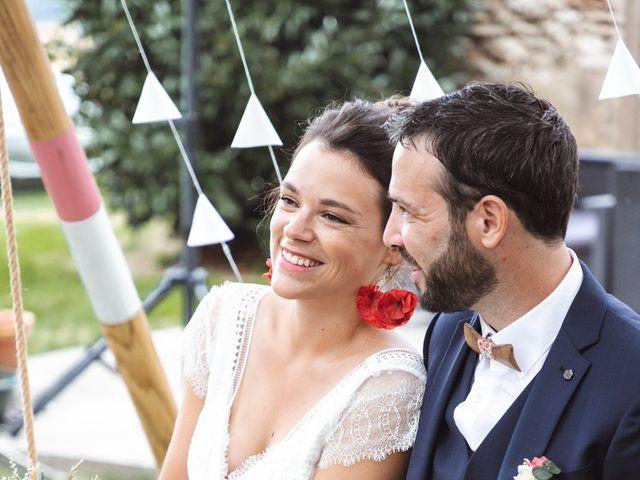 Le mariage de Guillaume et Caroline à Saint-Vincent-des-Bois, Eure 35