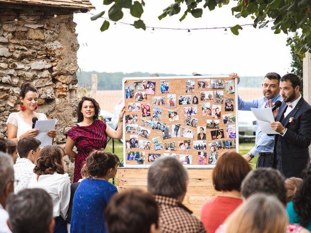 Le mariage de Guillaume et Caroline à Saint-Vincent-des-Bois, Eure 36