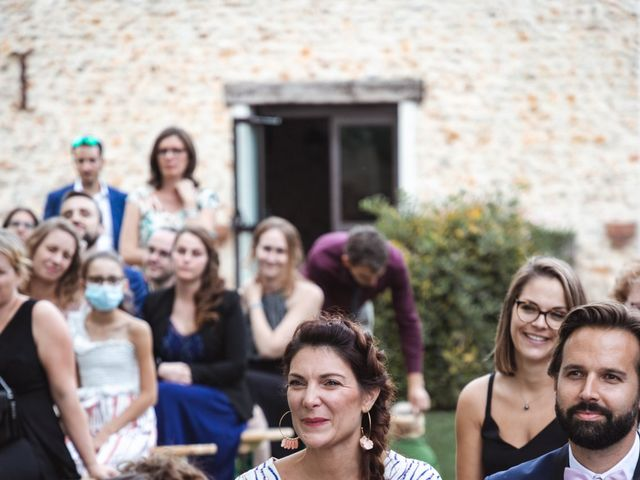 Le mariage de Guillaume et Caroline à Saint-Vincent-des-Bois, Eure 39