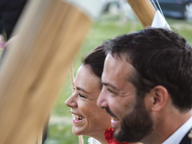 Le mariage de Guillaume et Caroline à Saint-Vincent-des-Bois, Eure 40