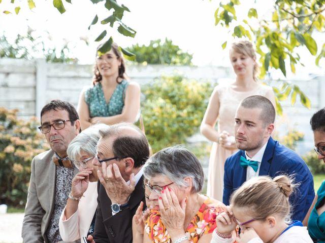 Le mariage de Guillaume et Caroline à Saint-Vincent-des-Bois, Eure 44