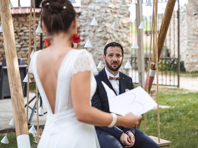 Le mariage de Guillaume et Caroline à Saint-Vincent-des-Bois, Eure 45