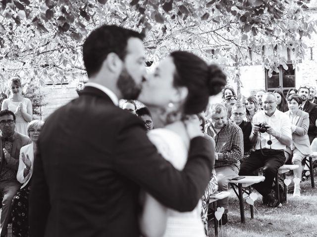 Le mariage de Guillaume et Caroline à Saint-Vincent-des-Bois, Eure 46