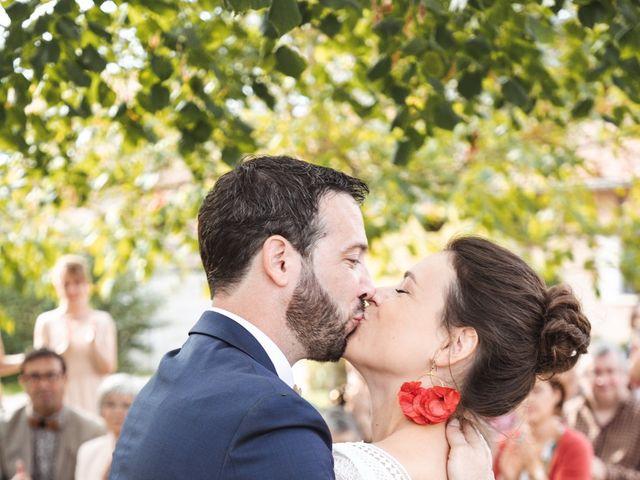 Le mariage de Guillaume et Caroline à Saint-Vincent-des-Bois, Eure 47