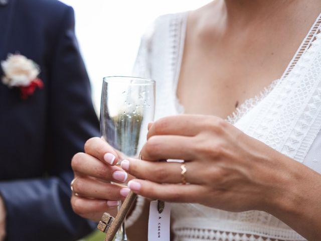 Le mariage de Guillaume et Caroline à Saint-Vincent-des-Bois, Eure 52