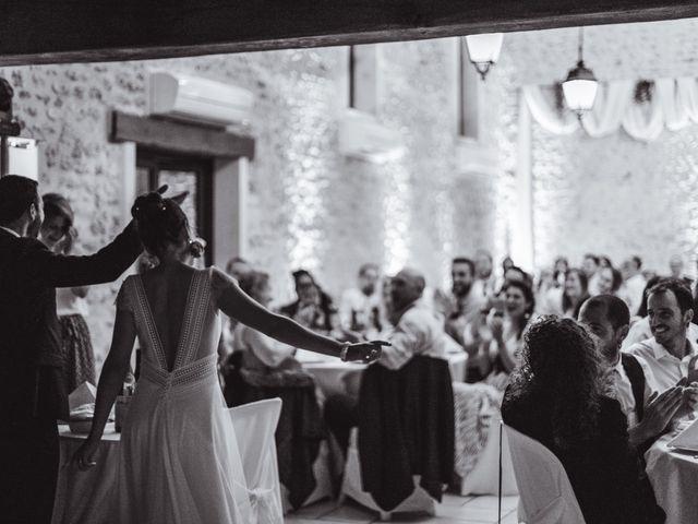 Le mariage de Guillaume et Caroline à Saint-Vincent-des-Bois, Eure 63