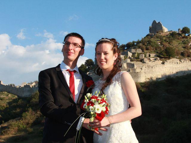 Le mariage de Emilie et Adrien à Valence, Drôme 2