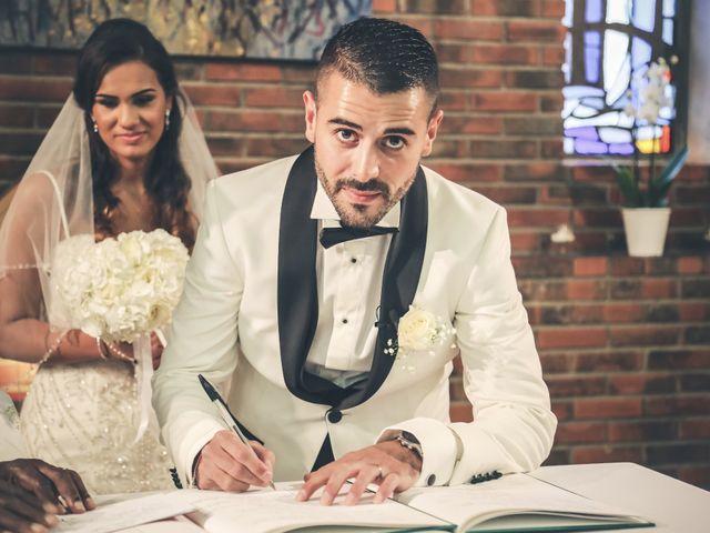 Le mariage de Vincent et Laura à Le Plessis-Trévise, Val-de-Marne 81