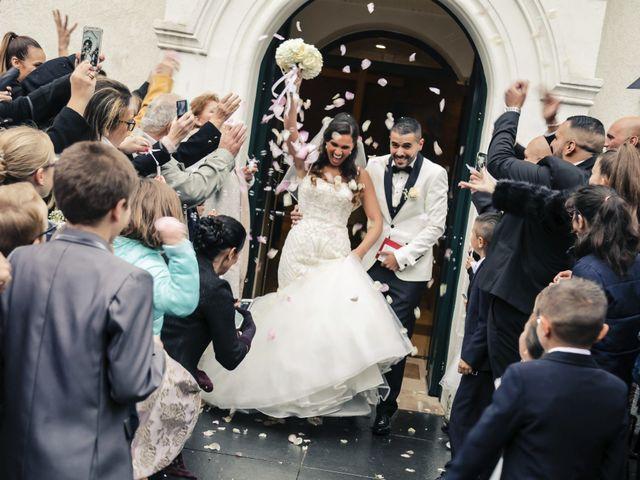 Le mariage de Vincent et Laura à Le Plessis-Trévise, Val-de-Marne 83
