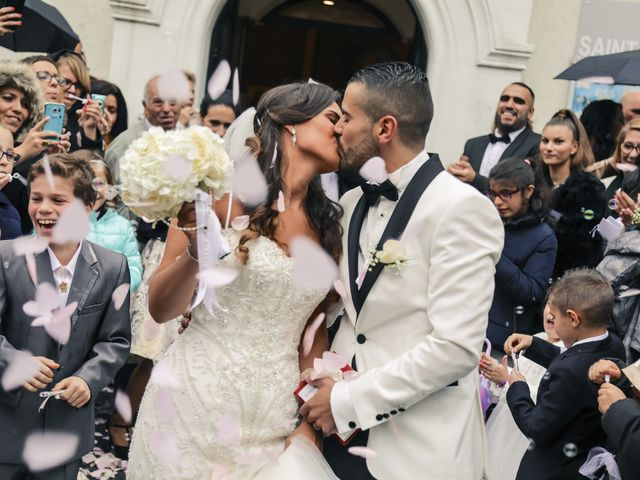 Le mariage de Vincent et Laura à Le Plessis-Trévise, Val-de-Marne 84