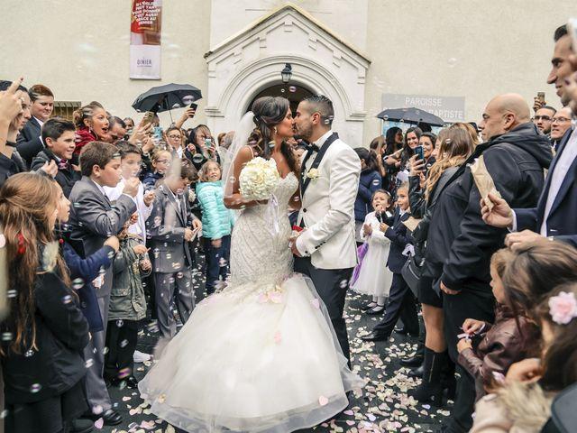 Le mariage de Vincent et Laura à Le Plessis-Trévise, Val-de-Marne 86