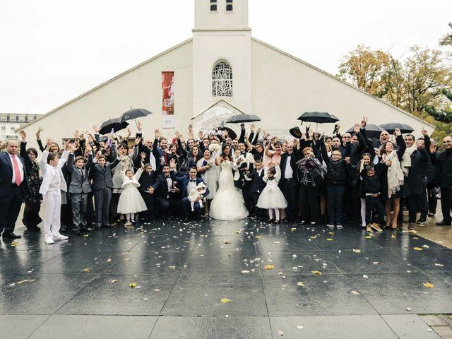 Le mariage de Vincent et Laura à Le Plessis-Trévise, Val-de-Marne 89