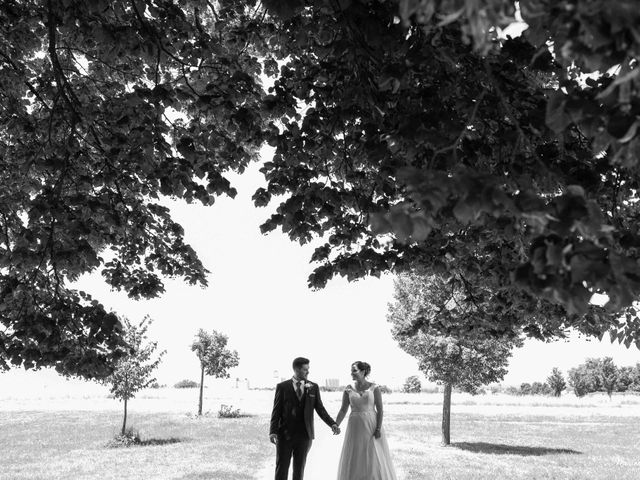Le mariage de Jérémy et Laurie à Ambarès-et-Lagrave, Gironde 8