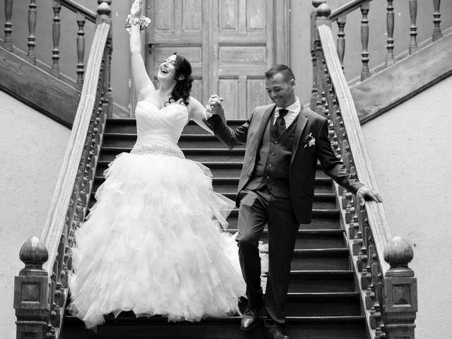 Le mariage de Magalie et David