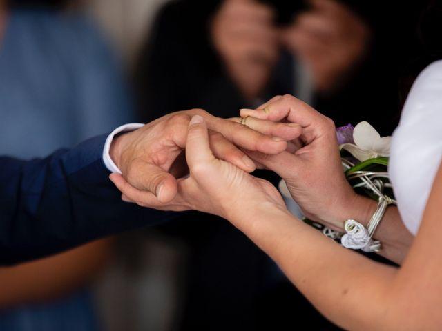 Le mariage de David et Magalie à Astaffort, Lot-et-Garonne 10