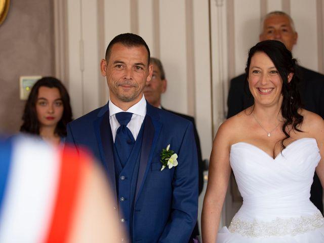 Le mariage de David et Magalie à Astaffort, Lot-et-Garonne 11