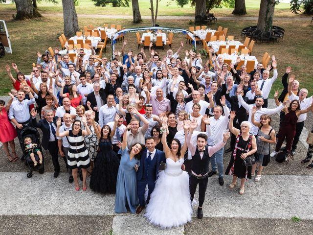 Le mariage de David et Magalie à Astaffort, Lot-et-Garonne 21