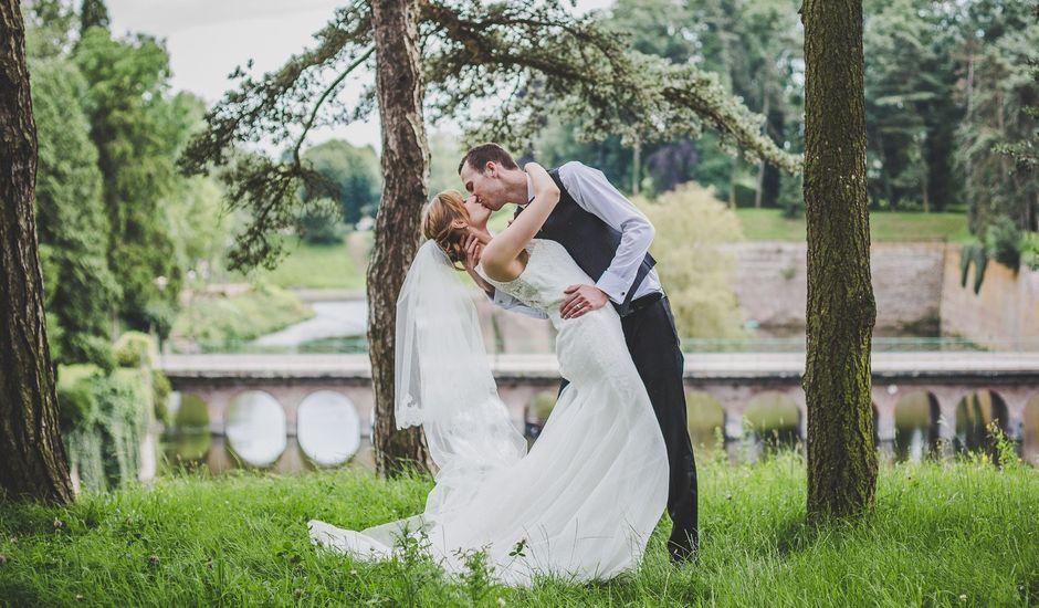 Le mariage de Jérémy et Ingrid à Solesmes, Nord