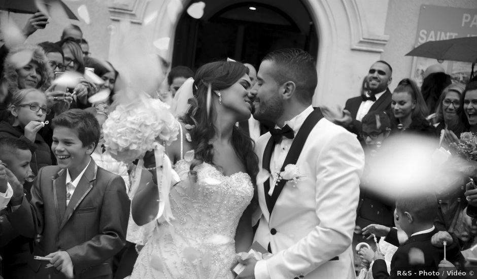 Le mariage de Vincent et Laura à Le Plessis-Trévise, Val-de-Marne