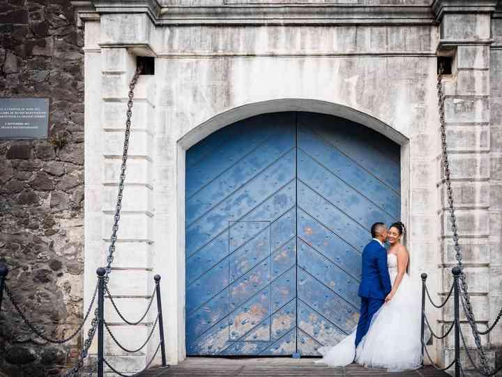 Le mariage de Elodie et Marc-Olivier
